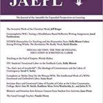 Cover of JAEPL vol. 25